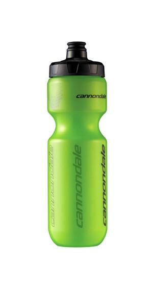 Cannondale Logo Fade Bottle 680 ml Trans Green